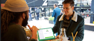 Choose Between Eat In Or Take Away Order With Nobly Cafe POS