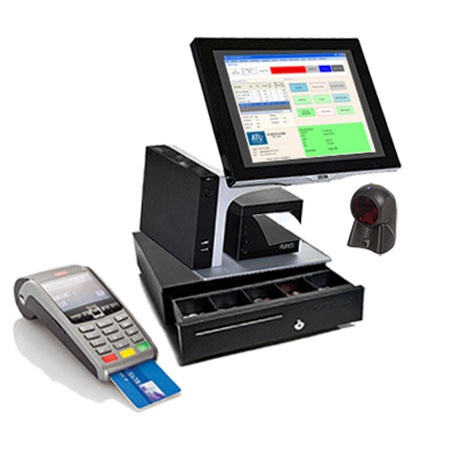 CSY point of sale and card reader