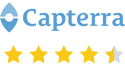 Nobly Cafe POS System Capterra Rating