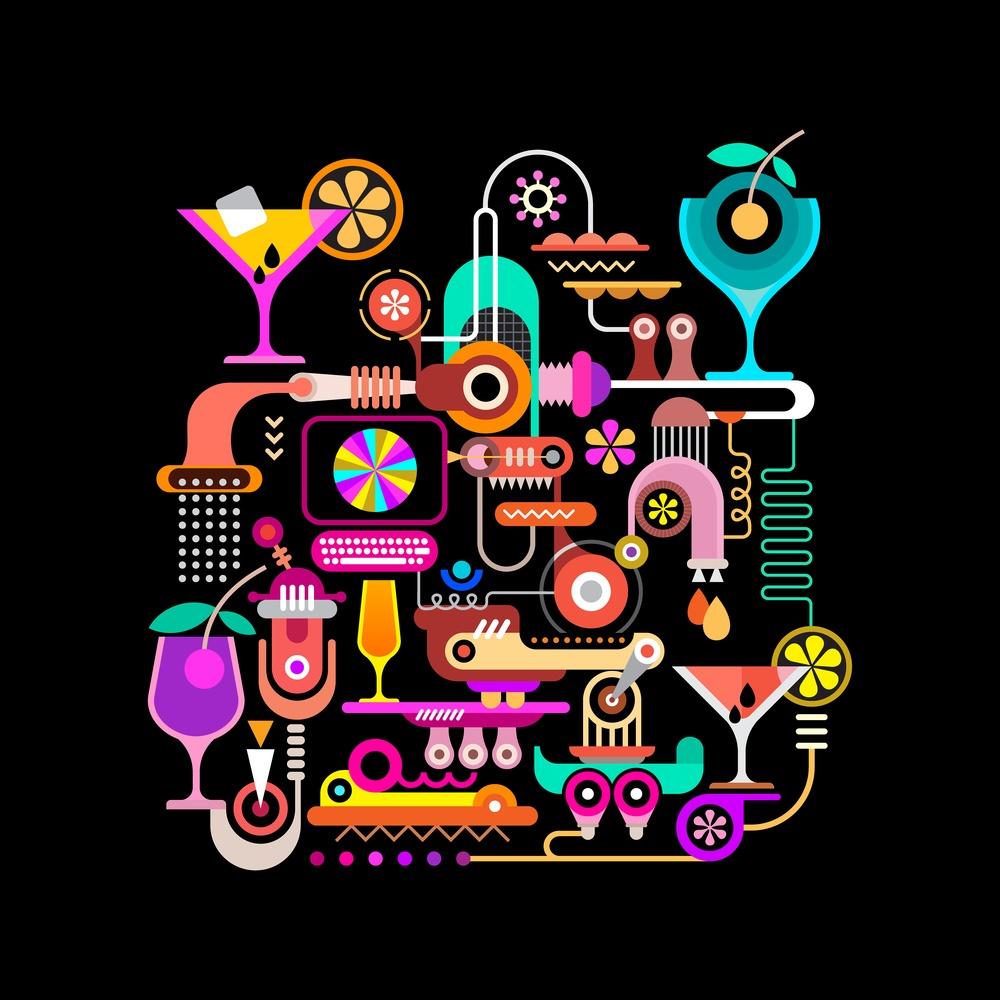 cocktail-machine-black