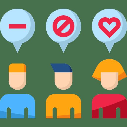 Customers graphic