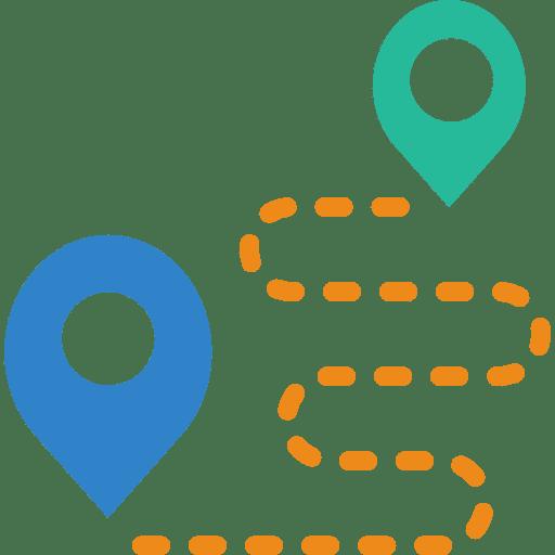 Route graphic