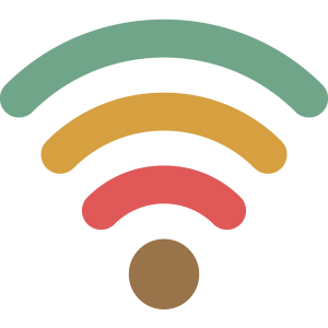 Wifi signal graphic