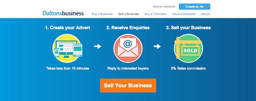 Dantons business screenshot