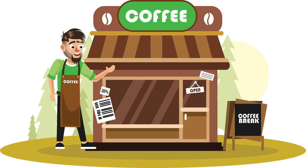 How to open a coffee shop