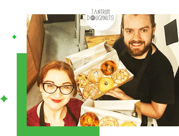 Bakery EPOS System Customer Testimonial From Tantrum Doughnuts Bakery