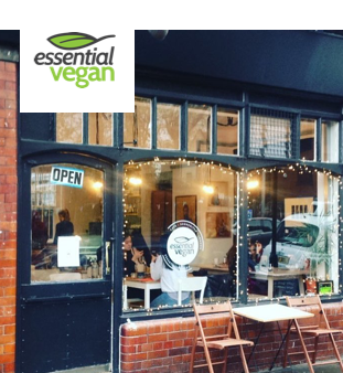 Nobly iPad EPOS review from the Essential Vegan Cafe Owner