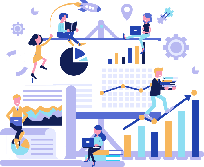 Valuing a business graphic