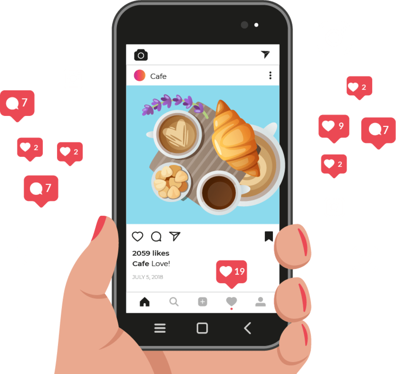 How Promote Your Restaurant On Instagram