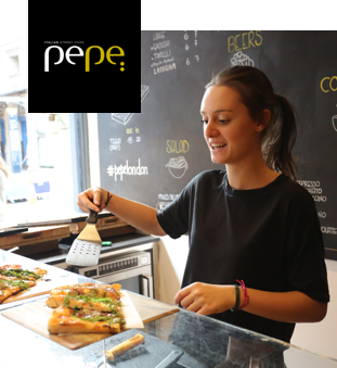 Nobly iPad EPOS review from the Pepe Italian Pizza Bar Owner