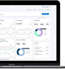 Nobly's QSR Web POS System Reporting Back Office