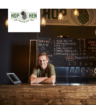 Nobly iPad EPOS review from the Hop Hen Brewing