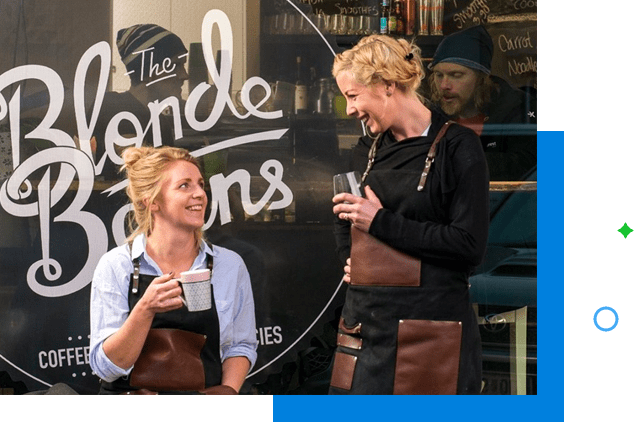 The Blonde Beans cafe